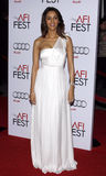 Mallika Sherawat. At the AFI FEST 2009 Screening of 'The Road' held at the Grauman's Chinese Theater in Hollywood, USA on November 4, 2009 stock images