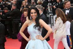 Mallika Sherawat. Attends 'The BFG' premier during the 69th Annual Cannes Film Festival on May 14, 2016 in Cannes Stock Images