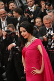 Mallika Sherawat. Attends the'Mad Max : Fury Road' Premiere during the 68th annual Cannes Film Festival on May 14, 2015 in Cannes, France stock photography