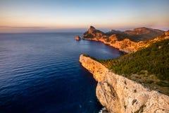 Mallorca ö Arkivbilder