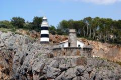 Mallorca -巴利阿里群岛-西班牙 库存照片