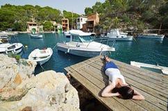 Mallorca Stock Afbeeldingen