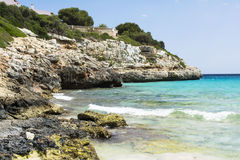 Mallorca Royaltyfria Foton