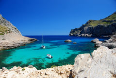 Mallorca royalty free stock images