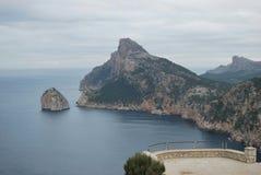 Mallorca Obrazy Royalty Free