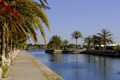 Mallorca, Alcudia Imagen de archivo