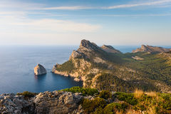 Mallorca, Balearic Islands. Formentor Royalty Free Stock Photos