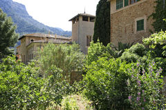 Mallorca, Balearic Islands, Spain. The Artist village Deià, Mallorca, Balearic Islands, Spain, Europe Royalty Free Stock Photos