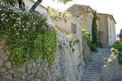 Mallorca Balearic Islands, Spain. The Artist village Deià, Mallorca, Balearic Islands, Spain, Europe Stock Image