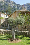 Mallorca, Balearic Islands, Spain. Artist village Deia, Mallorca, Balearic Islands, Spain, Europe Stock Image