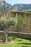 Mallorca, Balearic Islands, Spain. Artist village Deia, Mallorca, Balearic Islands, Spain, Europe Stock Photography