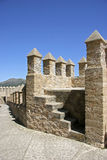 Mallorca, Balearic Islands, Spain. The castle in Arta, Mallorca, Balearic Islands, Spain, Europe Royalty Free Stock Image