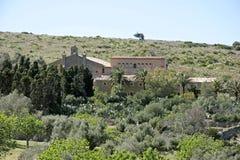 Mallorca, Balearic Islands, Spain. Ermita de Betlem near Arta, Mallorca, Balearic Islands, Spain, Europe Stock Images