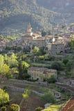Mallorca, Balearic Islands, Spain. Look at Valldemossa, Mallorca, Balearic Islands, Spain, Europe Stock Photos