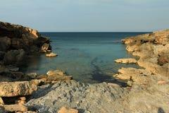 Mallorca - Cala Estreta Royalty Free Stock Photos