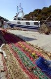 Mallorca, Cala Figuera. Mallorca, Spain. Mallorcais island. Fisherman village Cala Figuera in Mallorca, Spain Stock Photography