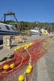 Mallorca, Cala Figuera. Royalty Free Stock Photos