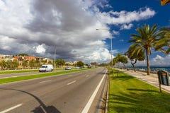 Mallorca city, Balearic Islands Royalty Free Stock Photo