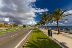 Mallorca city, Balearic Islands Royalty Free Stock Photography