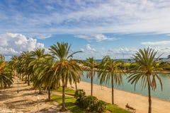 Mallorca city, Balearic Islands, Spain Royalty Free Stock Photos