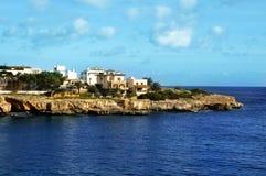 Mallorca coast Stock Photography