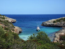 Mallorca Coast Stock Images