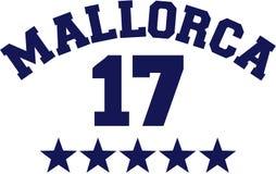 Mallorca 17 con las estrellas Imagenes de archivo