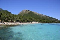 Mallorca, de Balearen, Spanje Royalty-vrije Stock Fotografie