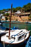 Mallorca habour sceneria Obrazy Stock