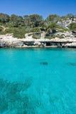 Mallorca island. Coastline of Mallorca island, Spain royalty free stock photography