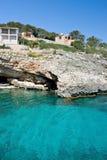 Mallorca island. Coastline of Mallorca island, Spain stock photo