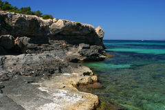 Mallorca island royalty free stock photography