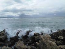 Mallorca island. This is Mallorca island, ciclogenesis explosiva Royalty Free Stock Photos
