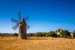 Mallorca island Stock Image