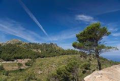 Mallorca island Spain Mediterranean. View Stock Photo