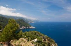 Mallorca island Spain Mediterranean. View Stock Photos