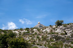 Mallorca island Spain Mediterranean. View Stock Photography