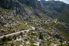 Mallorca island Spain Mediterranean. View Royalty Free Stock Photo