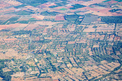 Mallorca krajobrazu wzór Zdjęcie Royalty Free