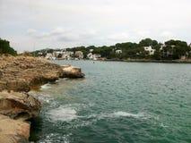 Mallorca kust - Spanien Royaltyfria Bilder
