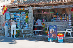 Mallorca, Majorca, Balearic Islands, Spain Stock Photography