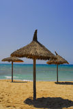 Mallorca (Majorca)beach. Balearic island Royalty Free Stock Photography