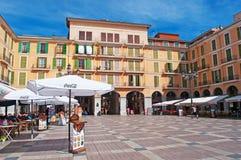Mallorca, Majorca, de Balearen, Spanje Royalty-vrije Stock Afbeeldingen