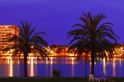 Mallorca(Majorca)island , Alcudia Royalty Free Stock Photography