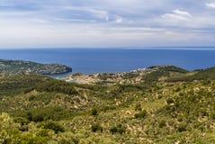 Mallorca, Port de Soller Stock Photo