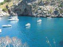 Mallorca port Royalty Free Stock Photos