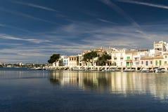 Mallorca, Porto Colom Stock Image