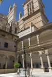 Mallorca cathedral - Spain Stock Photos