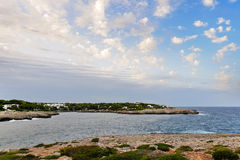 Mallorca seascape Royalty Free Stock Photography