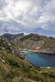 Mallorca septentrional Foto de archivo